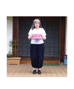 お稽古サロン KAWAII CHABAKO主宰 HITOMIさん