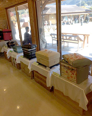 川根本町展示会