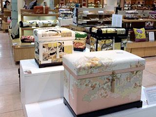 府中伊勢丹「暮らしを彩るインテリア茶箱」