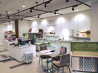 名古屋三越「生活を彩るインテリア茶箱展」