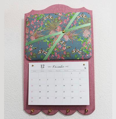 ぺルメルカレンダー作品例