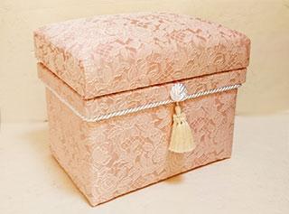 5K パッケージピンクバラ柄