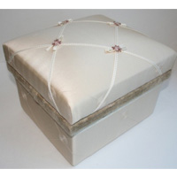 Nori-M カルトナージュで内箱もフェミニンな作品