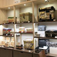 定番の和物の茶箱シリーズ