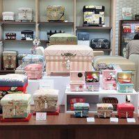 金沢インテリア茶箱の季の箱は毎回の人気商品
