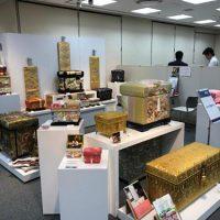 和物から洋物までお客様から好評を頂き、初めての新潟での展示販売会は大盛況でした。