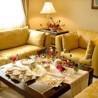 花とテーブルセッティングの提案