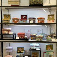 「季の箱」や1点もののミニ茶箱は今回も大人気でした