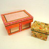 イベント初登場の和紙茶箱